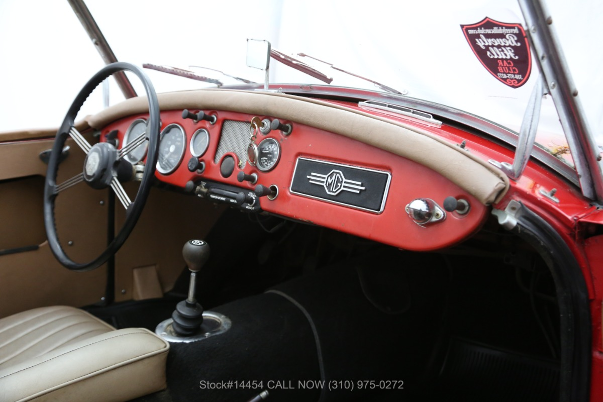 Used 1962 MG A 1600 Roadster   Los Angeles, CA
