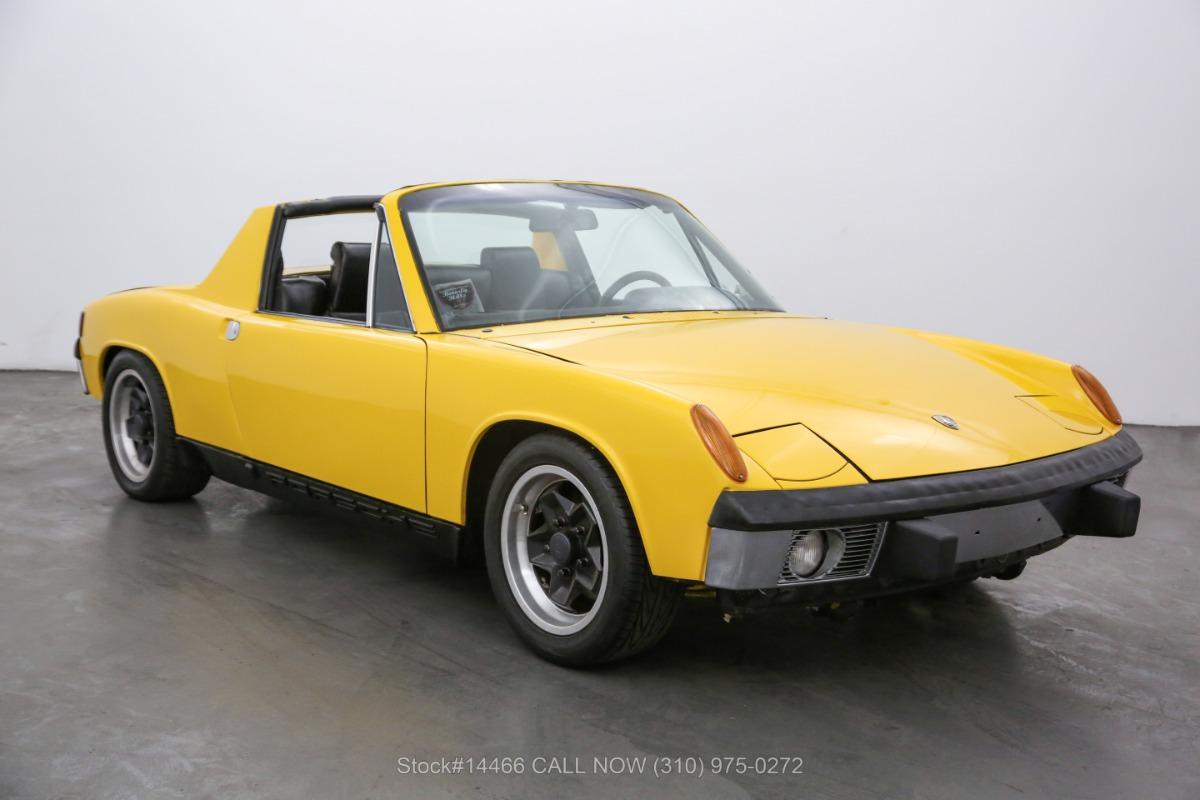 Used 1974 Porsche 914  | Los Angeles, CA