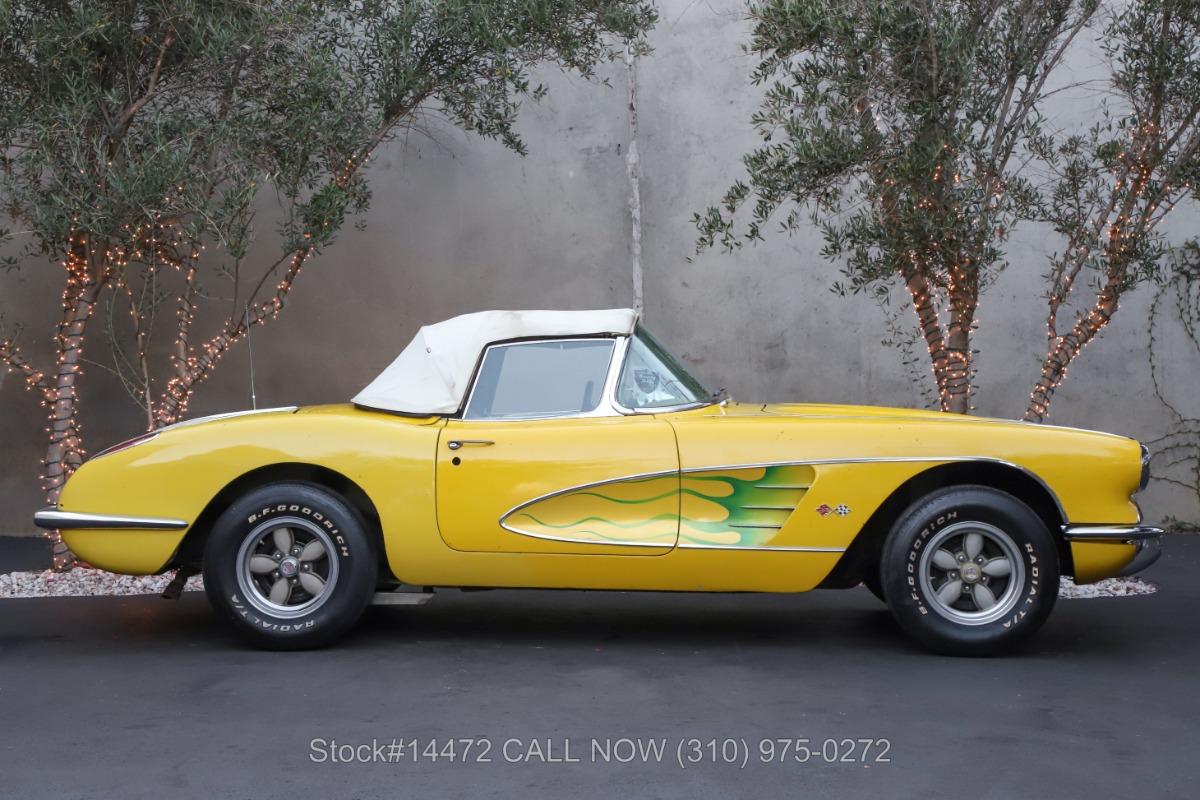 Used 1958 Chevrolet Corvette    Los Angeles, CA