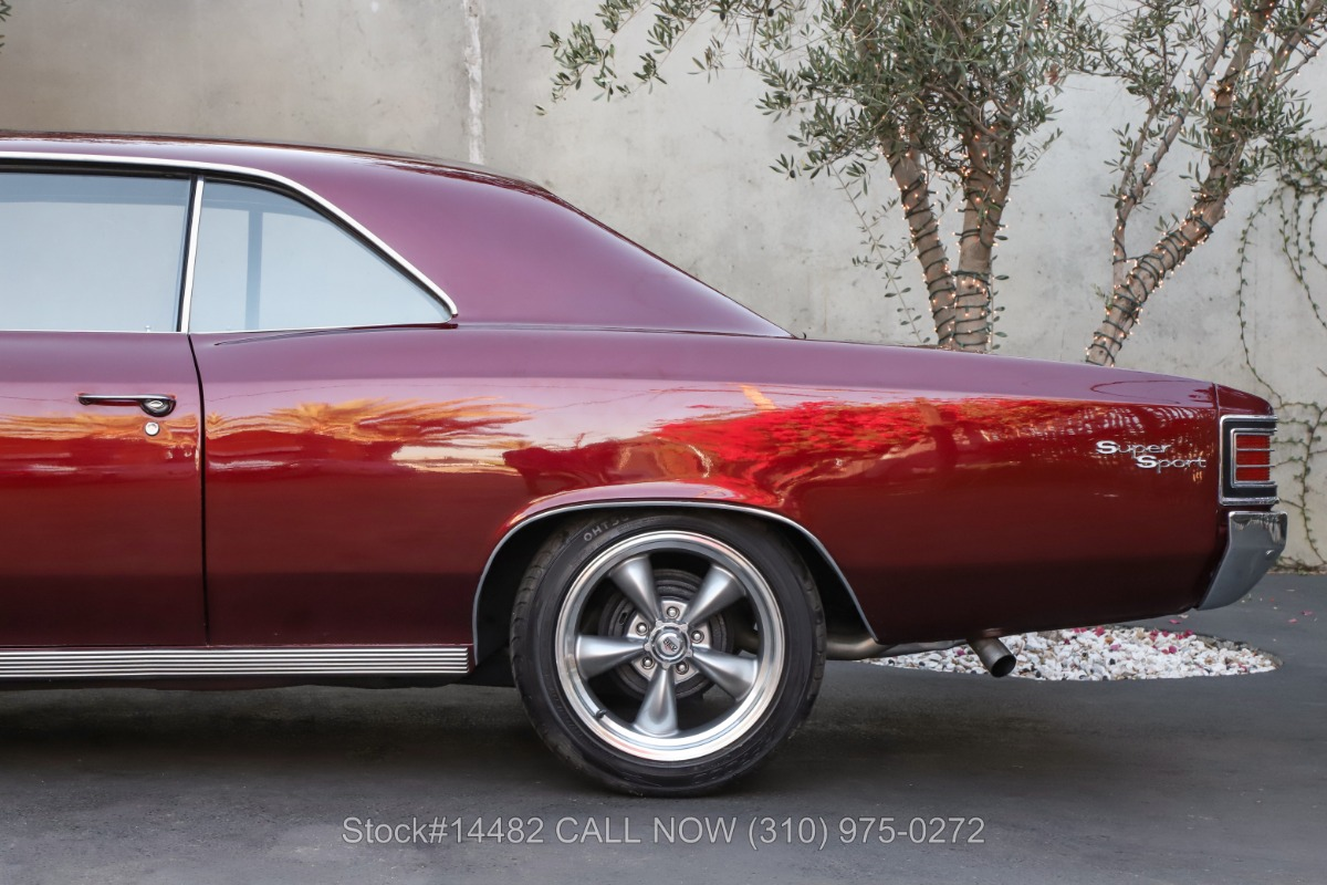 Used 1967 Chevrolet Chevelle SS 396 2-Door Sports Coupe  | Los Angeles, CA