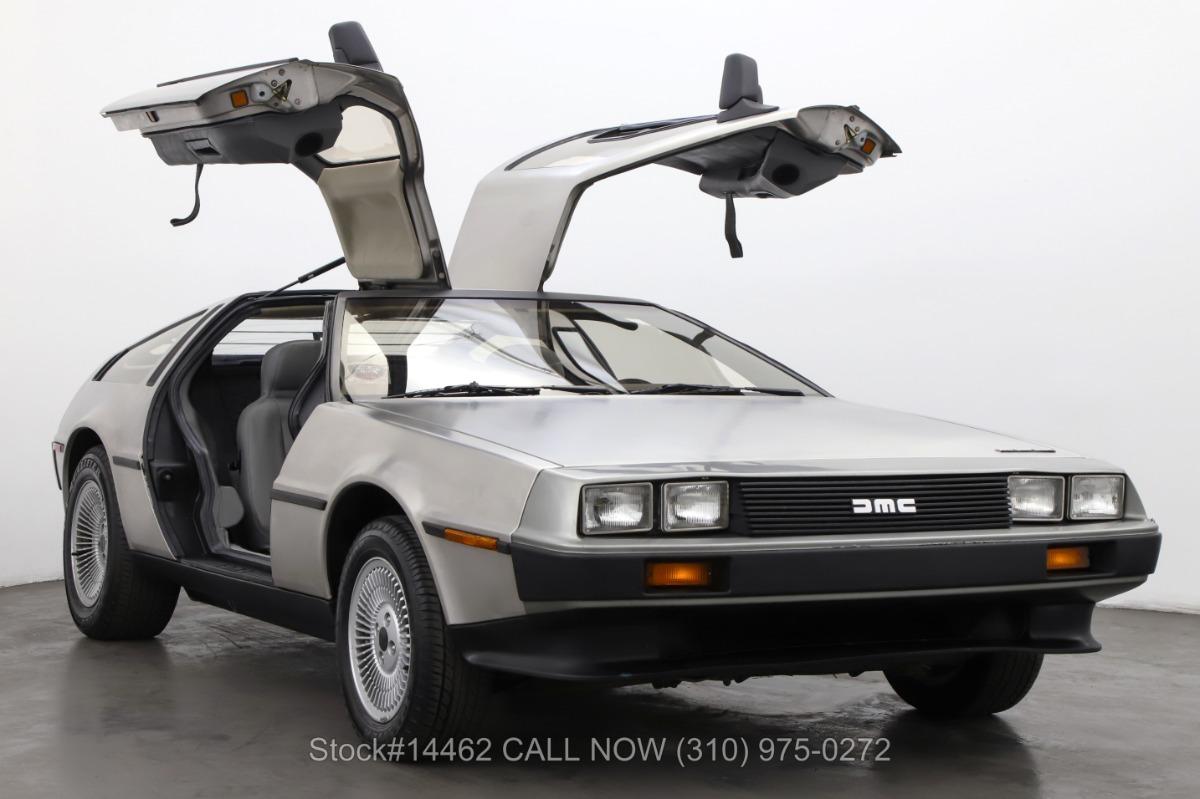1982 DeLorean DMC