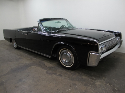1964 Lincoln Continental Convertible