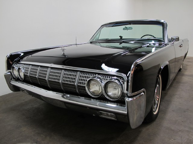 1964 lincoln continental convertible beverly hills car club. Black Bedroom Furniture Sets. Home Design Ideas