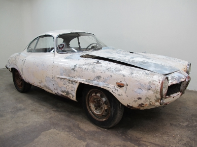 1960 Alfa Romeo Sprint Speciale  width=