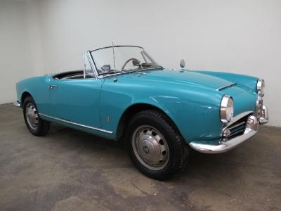 1965 Alfa Romeo Giulia Spider 1600  width=