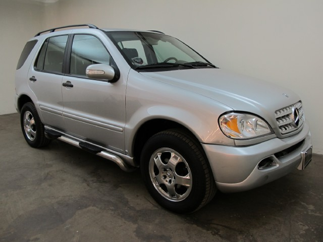 2002 mercedes benz ml320 suv