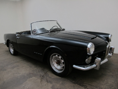 1959 Alfa Romeo 2000 Spider  width=