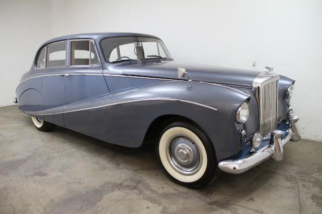 1956 bentley s1 hooper empress saloon | beverly hills car club