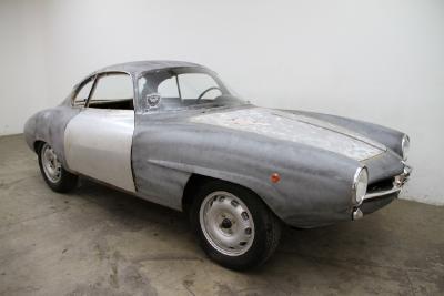 1960 Alfa Romeo Sprint Speciale