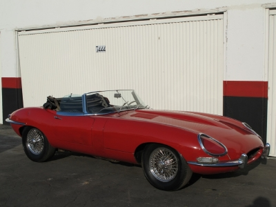 1966 Jaguar XKE Roadster Series I width=