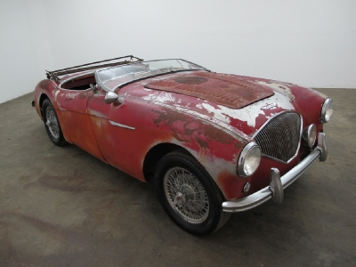 1953 Austin-Healey 100-4 Right Hand Drive width=