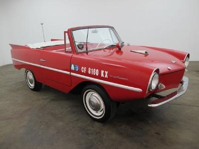 1964 Amphicar 770 Convertible width=