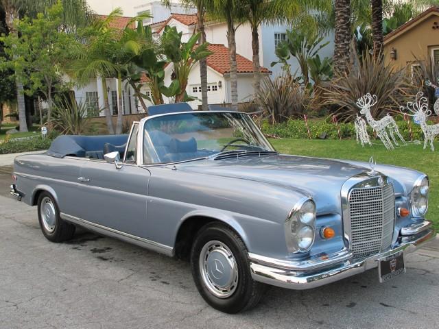 1969 Mercedes-Benz 280...