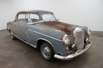 1957 Mercedes Benz 220s Coupe