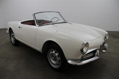 1958 Alfa Romeo Giulietta  width=