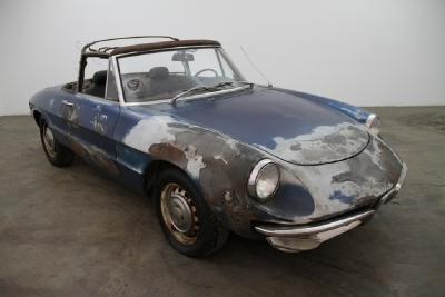 1969 Alfa Romeo Spider Veloce width=