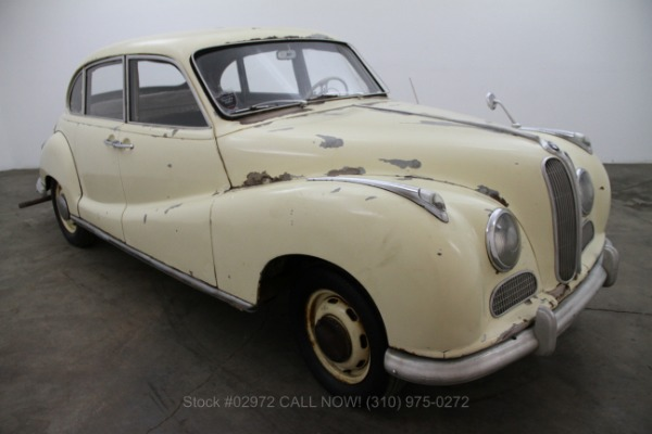 1954 BMW 501 Sedan