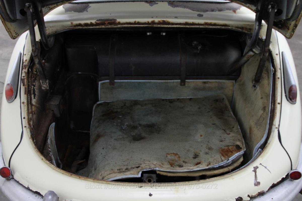 Used 1954 BMW 501 Sedan | Los Angeles, CA
