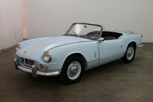 1965 triumph spitfire mk ii beverly hills car club