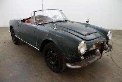 1963 Alfa Romeo Giulia Spider width=