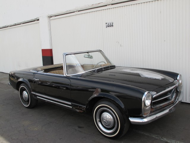 1963 mercedes 230sl for sale