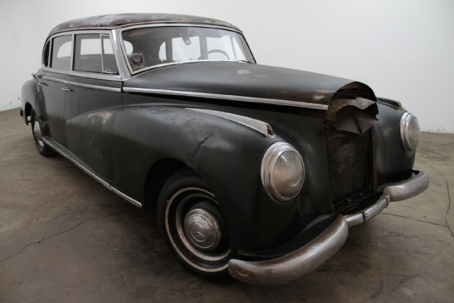 1953 mercedes benz 300 beverly hills car club for 1953 mercedes benz