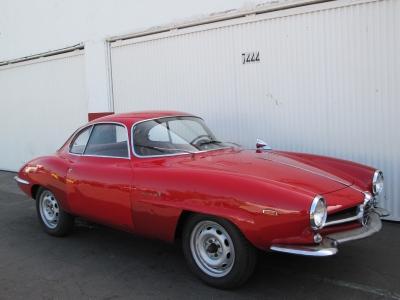 1964 Alfa Romeo Sprint Special  width=