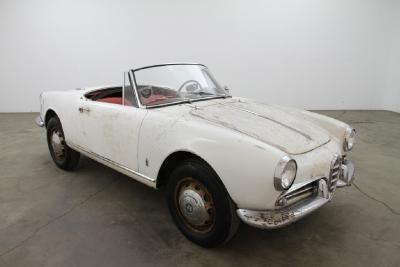 1962 Alfa Romeo Guiletta  width=