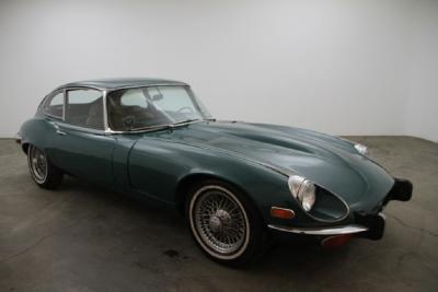1973 Jaguar XKE 2+2 V12