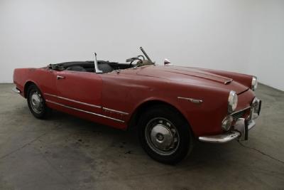 1962 Alfa Romeo 2000  width=