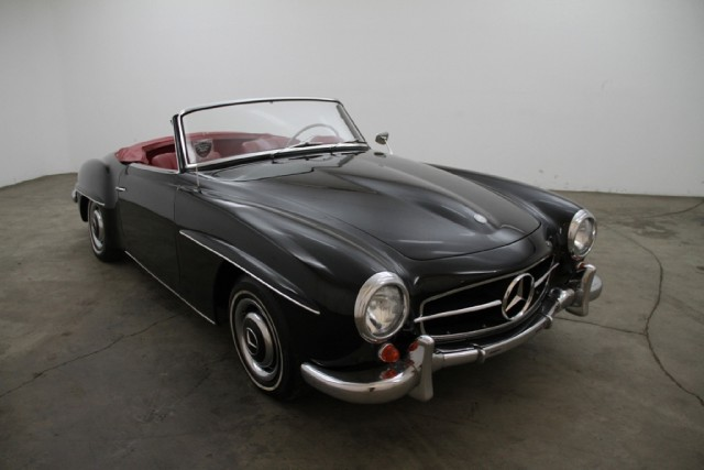 Find used 1962 mercedes benz 190sl roadster beautiful for Beverly hills mercedes benz used cars