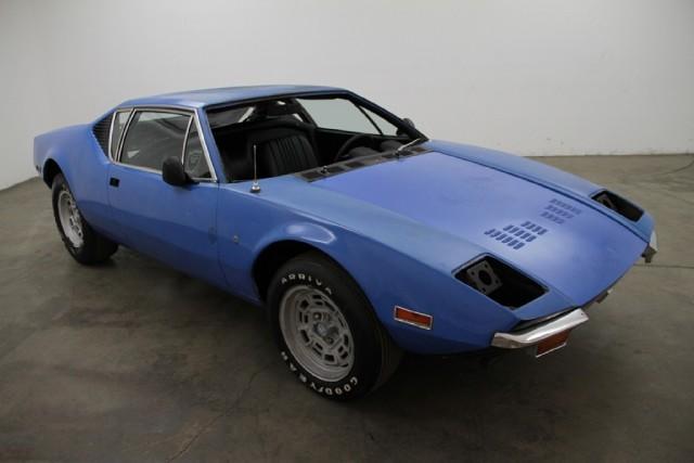 1971 Detomaso Pantera For Sale >> 1971 Other Makes DeTomaso Pantera | eBay