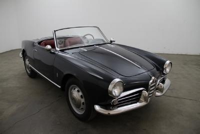1958 Alfa Romeo Giulietta Spider Convertible