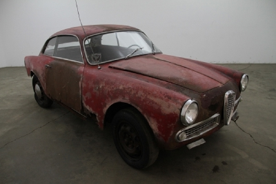 1962 Alfa Romeo Giulietta Sprint Coupe width=