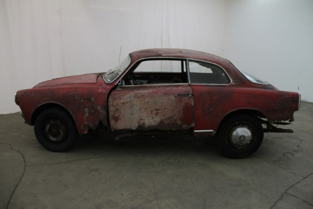 Used 1962 Alfa Romeo Giulietta Sprint Coupe | Los Angeles, CA