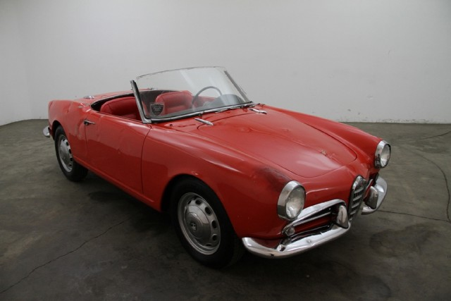 Alfa Romeo Giulietta Spider Beverly Hills Car Club - Alfa romeo giulietta 1960 for sale