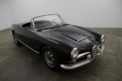 1963 Alfa Romeo Gulia  width=