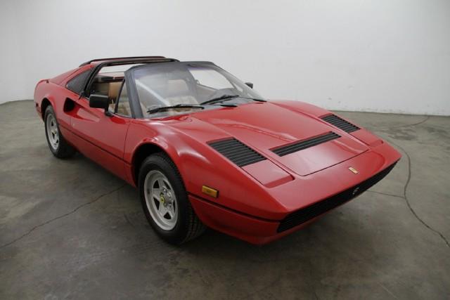 1983 Ferrari 308 Gts Beverly Hills Car Club