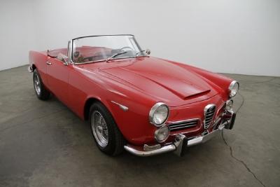 1965 Alfa Romeo 2600  width=