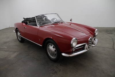 1959 Alfa Romeo Giulietta  width=