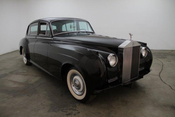 1962 Rolls Royce Silver Cloud II Long Wheel Base, LHD