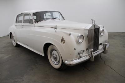 1962 Rolls Royce Silver Cloud II Left Hand Drive