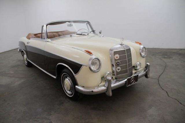 1959 mercedes benz 220s cabriolet beverly hills car club for Mercedes benz service beverly hills