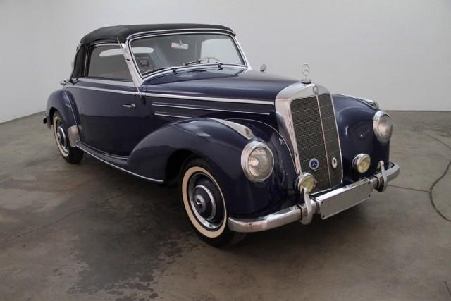 1952 mercedes benz other 220a cabriolet ebay for 1952 mercedes benz