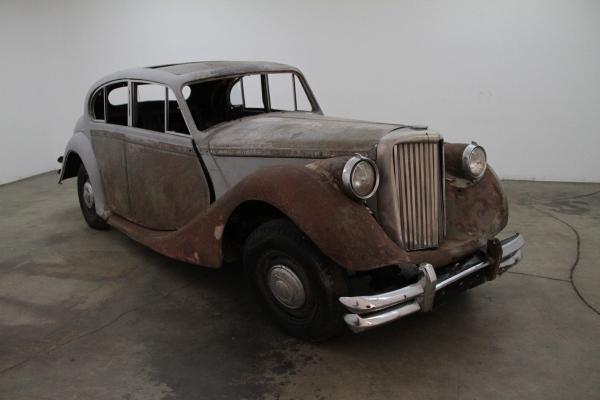 1947 Jaguar MK V