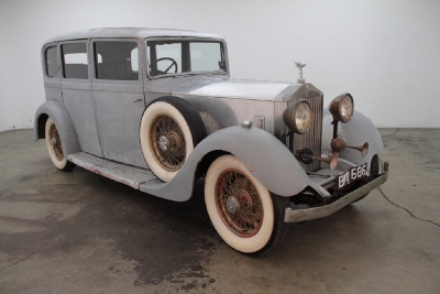 1935 Rolls Royce 20/25