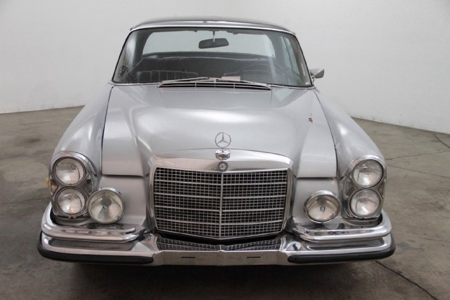 Buy used 1970 mercedes benz 280se low grille coupe very for Beverly hills mercedes benz used cars