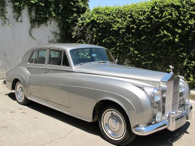 1960 rolls royce silver cloud | beverly hills car club