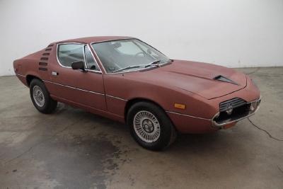 1973 Alfa Romeo Montreal  width=