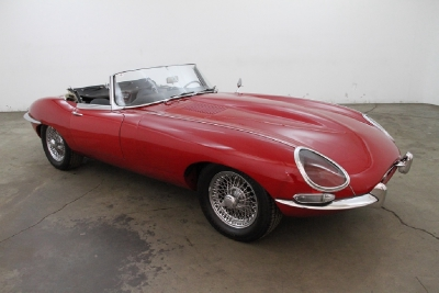 1964 Jaguar XKE Roadster 3.8